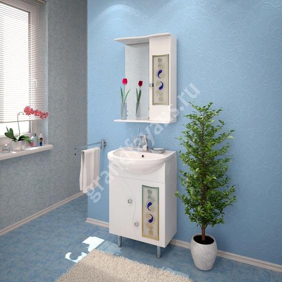 мебель для ванной Ева Голд в Ростове-на-Дону