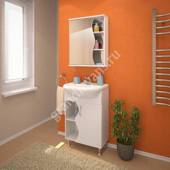 Мебель для ванной комнаты от компании Грандфаянс