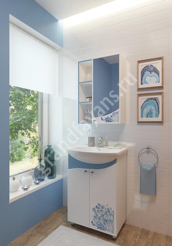 Мебель для ванной комнаты от компании Грандфаянс оптом