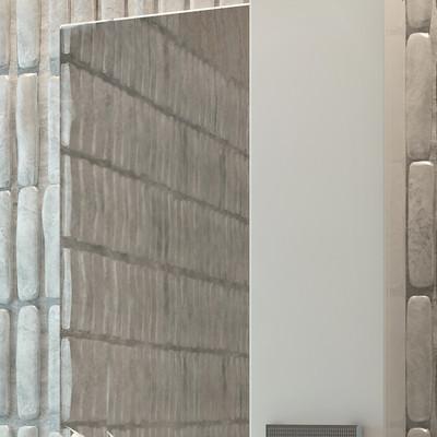 зеркало для ванной коллекция слим