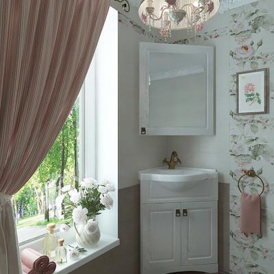 угловая мебель для ванной флоренция