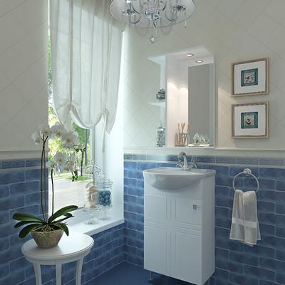 Мебель для ванной Mono 45 отEVA GOLD