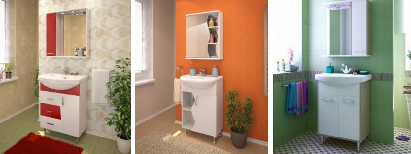 Гранфаянс — ведущий производитель мебели для ванной